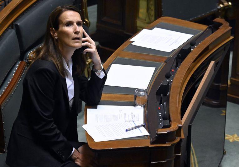 Premier Sophie Wilmès.