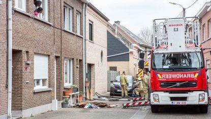 Rookmelder voorkomt  zware woningbrand in Visserveldstraat