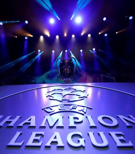 Ajax mag hopen op plek in Pot 2 bij Champions League-loting