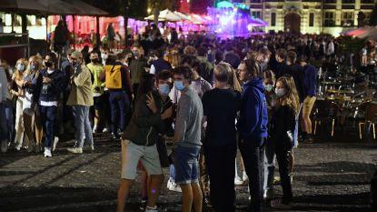 """Studentenbuurten zoeken oplossingen om coronaproof te blijven: """"Minder volk toelaten? Nee, juist meer feestzones maken"""""""