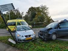 Twee gewonden bij ongeluk in Zundert