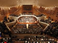 Groot Omroepkoor geeft Requiem van Mozart reliëf