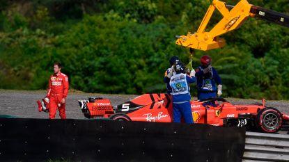 "Onze man die GP van Brazilië volgde weet dat koningsdrama annalen in zal gaan: ""Ferrari heeft oplapwerk"""