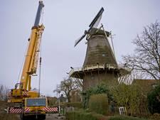 Wervingsactie voor nieuwe fokken molen in Warnsveld