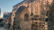 Belangrijk deel historische stadsomwalling in ere hersteld