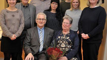 Urbain en Anna halve eeuw getrouwd