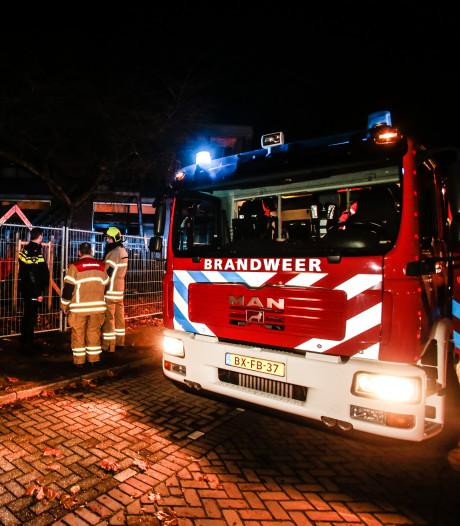 Brandje in voormalig Alblasserdams schoolgebouw snel geblust
