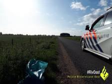 Politie zoekt getuigen van dumping hennepafval bij Duiven
