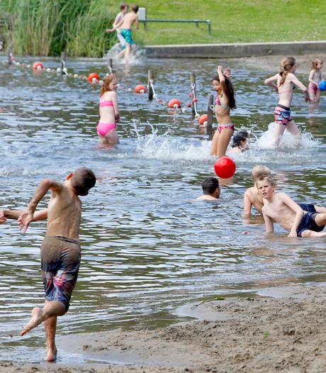 Negatief zwemadvies voor De Merwelanden in Dordtse Biesbosch