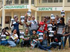 Songfestivalverslaggever Eefje Oomen: Hoe het was om de wereld van Jeangu in Suriname binnen te lopen?