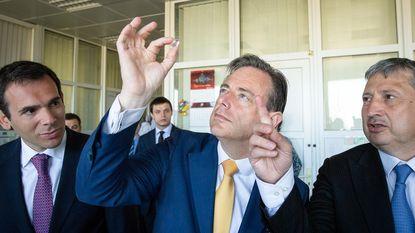 De Wever kijkt z'n ogen uit