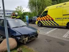 Automobilist verliest controle over stuur en schept studente bij HAN