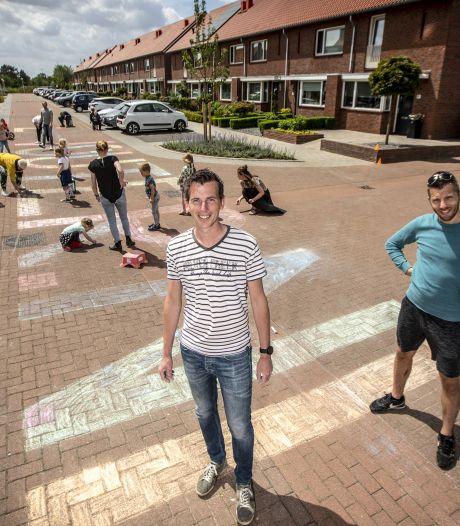 'Betonnen Wouter (32)' uit Oldenzaal heeft longkanker, maar traint desondanks voor marathon