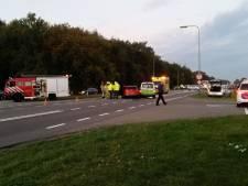 Ongeval op N340 bij Dalfsen
