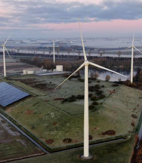 Waalwijk wacht nog forse puzzel met windmolens: 'Zet ze niet te dicht bij wijken'