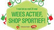 'Wees actief, shop sportief!' geannuleerd door coronavirus
