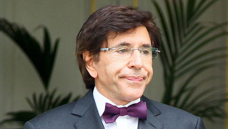 Premier Elio Di Rupo. Beeld EPA