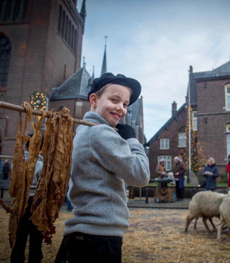 Middeleeuws ringsteken als publiekstrekker op Victoriaans festijn in Druten