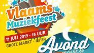 Vlaams Muziekfeest met Jo Vally en de Romeo's