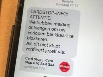 Pas voor op fraudeurs die valse Card Stop-sms'jes versturen. Zo beschermt u zich ertegen