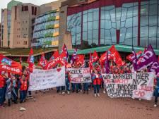 Ziekenhuispersoneel Isala Zwolle en Meppel opnieuw op de barricaden