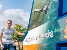 Dominee Wim de Bruin verruilt Zutphen voor het groen van de krijgsmacht en fietst 'als een dorpspastor rond'