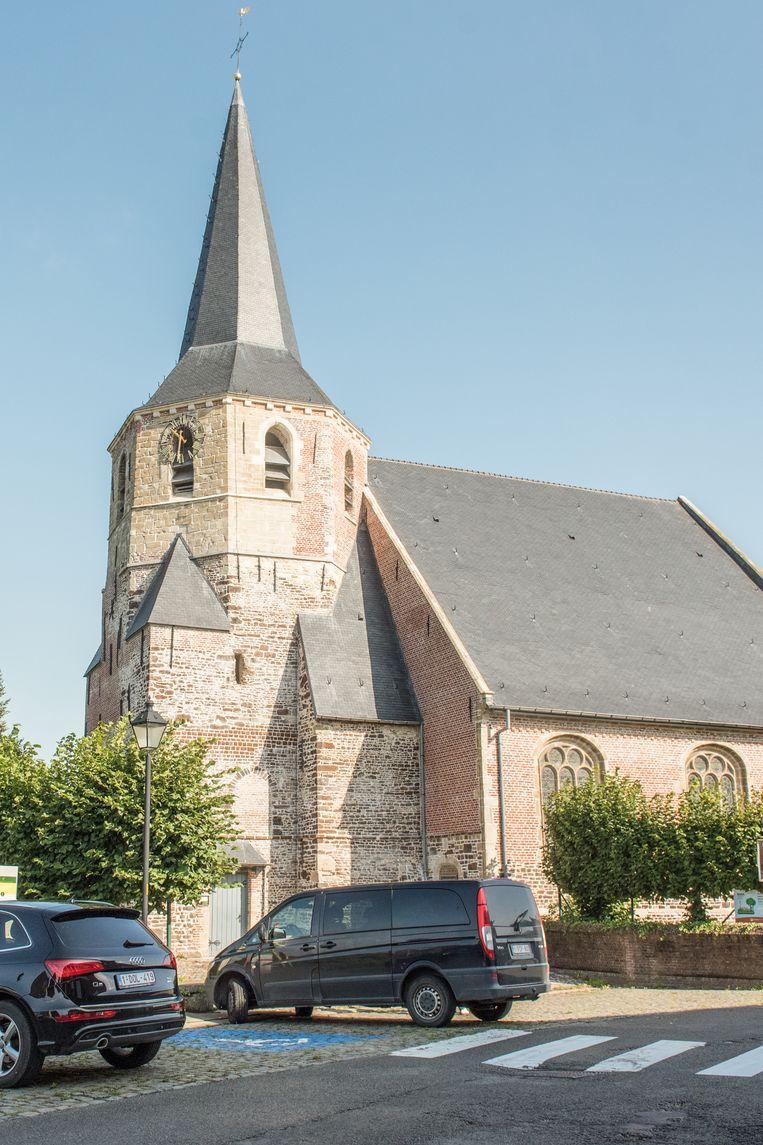 De kerk van Opbrakel wordt nu al gebruikt voor culturele activiteiten, maar sp.a oppert dat er ook eetfestijnen kunnen plaatsvinden.