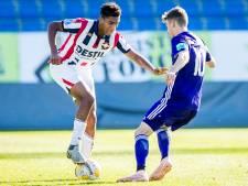Willem II verliest oefenduel van Anderlecht