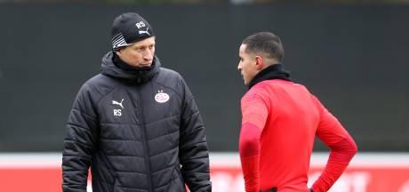 Schmidt trekt eigen plan tegen Ajax en gaat PSV niet aanpassen: 'Met overgave verdedigen, aanvallen, werken en vechten'