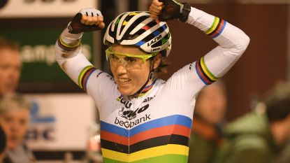 KOERS KORT 30/12. Mas wil naar de Tour - Positieve signalen rond aangereden Manfredi - Sanne Cant wint na thriller in Diegem