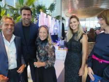 Prinses Margarita steelt show op feest van kijken en gezien worden
