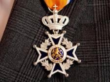 Ton Wetzer benoemd tot Ridder in de Orde van Oranje Nassau