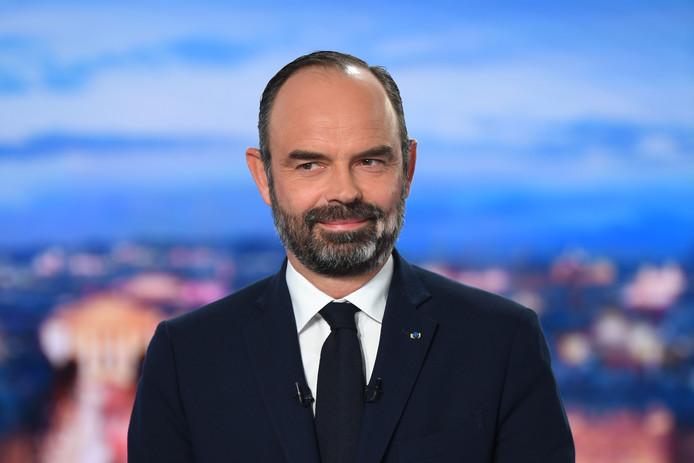 Édouard Philippe, le premier ministre français.