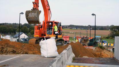 Spoorwegbrug Kouterstraat vijf maanden dicht voor aanleg fietstunnel