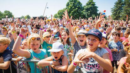 10.000 scholieren puffen op Popeiland