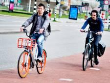 Met deelfiets op bedrijventerrein sneller naar de halte van de bus in Westland