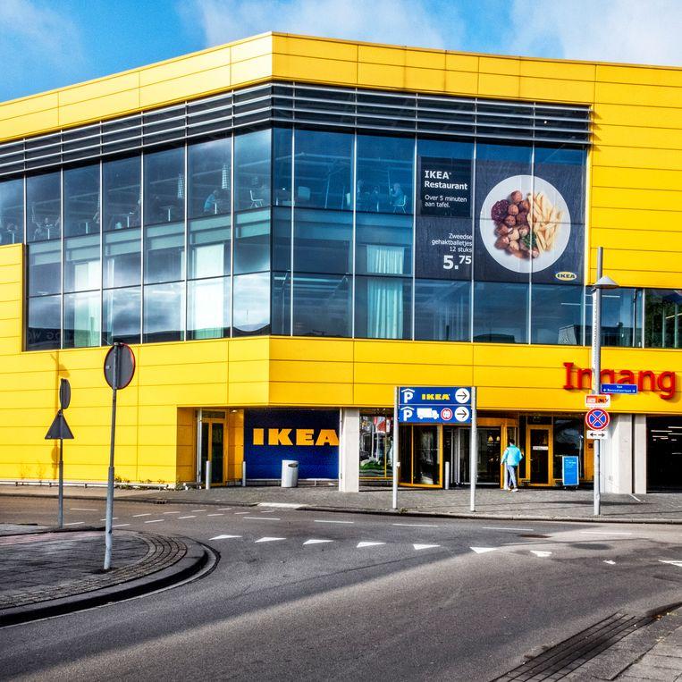 Belastingdiensten zouden een percentage van Ikea's mondiale belastingtekort kunnen opeisen, zegt Zucman. Beeld Raymond Rutting / de Volkskrant