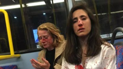 "Koppel na homofobe aanval op Londense bus: ""Die jongens zagen ons als seksobject"""
