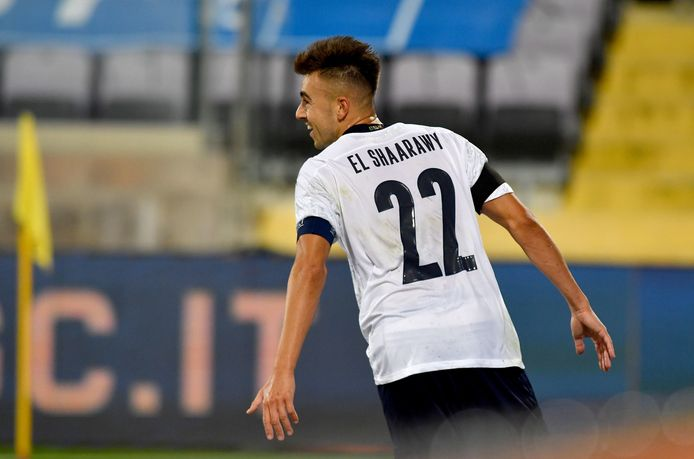 Stephan El Shaarawy.