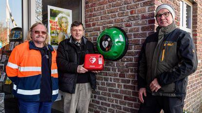 Acht AED's maken gemeente hartveilig