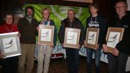 Vrijwilligers Natuurpunt krijgen Gouden Gorzen