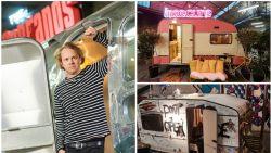 WIN. Overnachting in het gezellige bingewatch-trailerpark van Telenet
