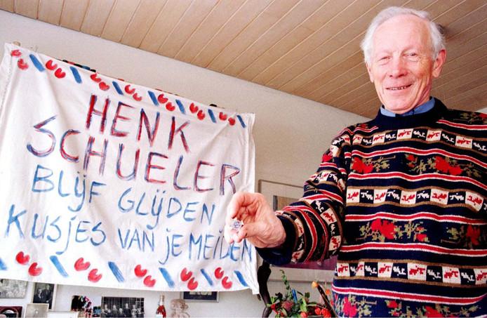 Henk Schueler in 1997.