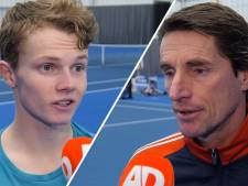 Nederlandse tennistalenten: Wij gaan de top 100 halen