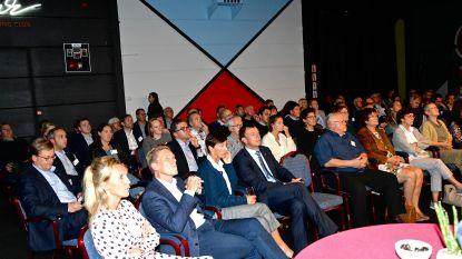 Knack Volley Net-werkt over innovatie in ondernemerschap en sport