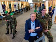 Zorgelijk tekort aan 'militaire bouwers'; nieuwe opleiding op Lunettenkazerne in Vught moet tij doen keren