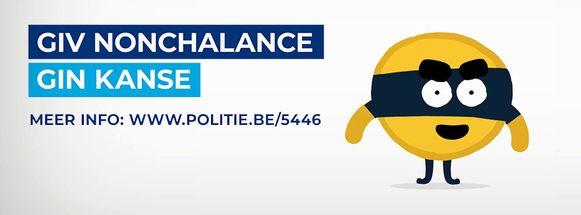 Inbraakpreventie politie Damme/Knokke-Heist