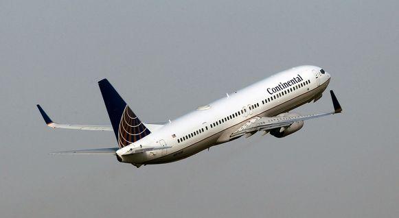 Archieffoto van een Boeing 737NG-toestel