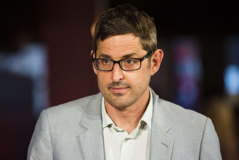 Louis Theroux. Beeld null