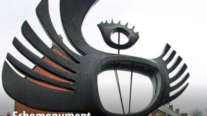 Replica Echo-monument moet tegen najaar klaar zijn